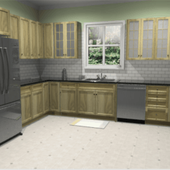 Kitchen Remodel Simulator Hanging Shelves 17 Best Online Design Software Options In 2019 Free Paid Example Of U Shape With Lowe S Virtual