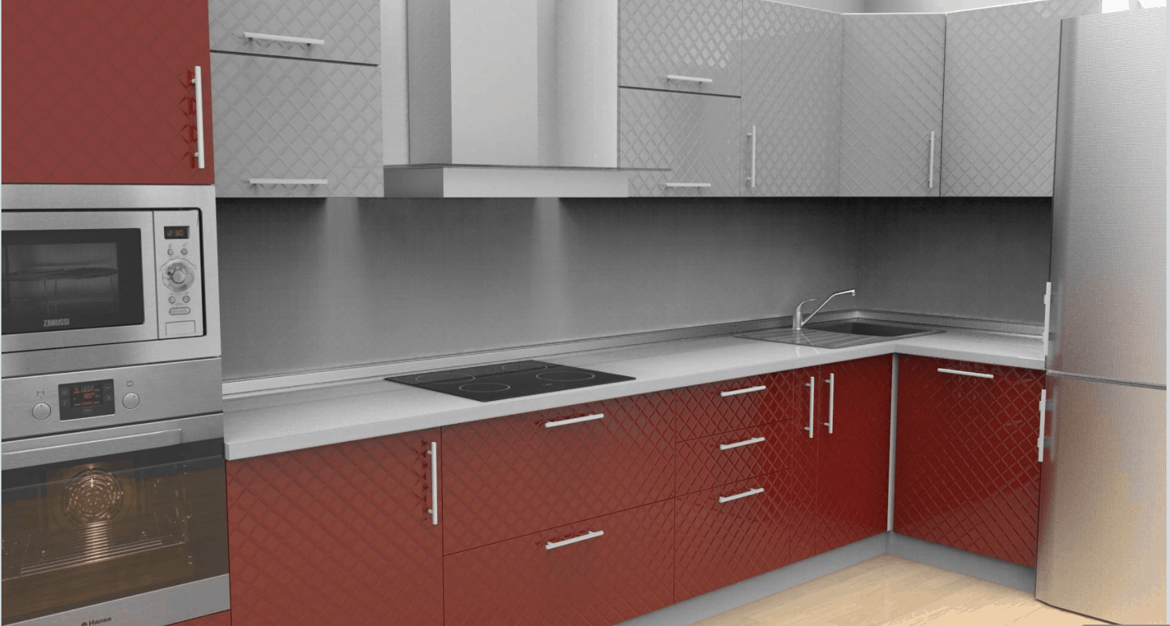 design a kitchen online espresso pantry 17 best software options in 2019 free paid example rendering of red using prodboard
