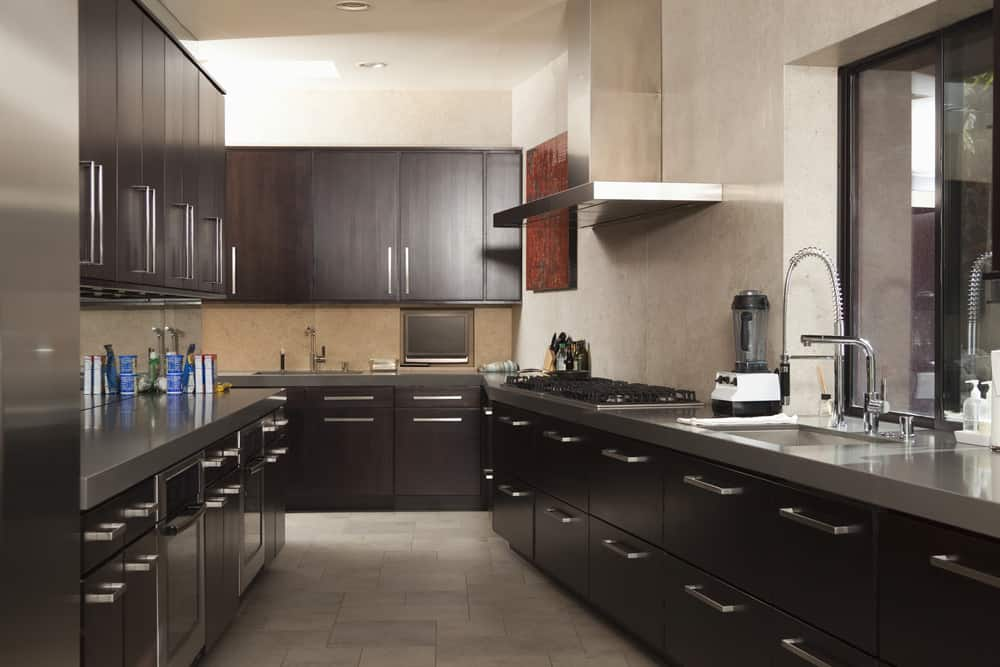 kitchen layout ideas islands 201 galley for 2019