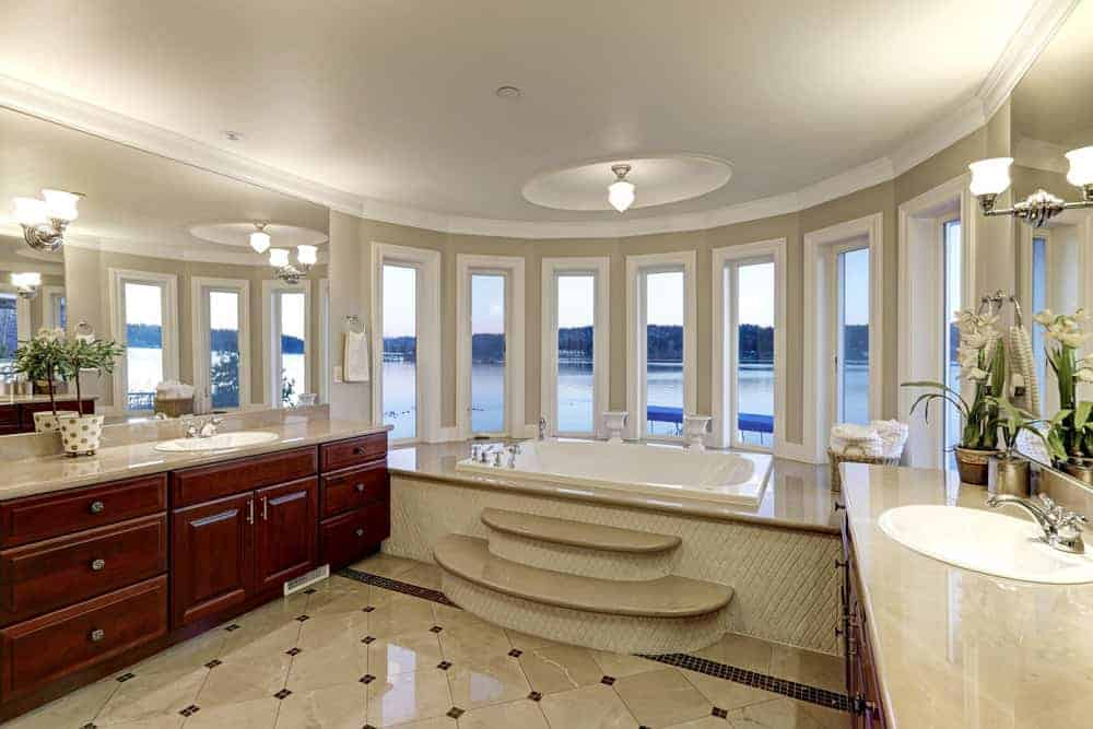 Bathroom Sizes Sq Ft for Small Medium and Large Plus Most Common Size