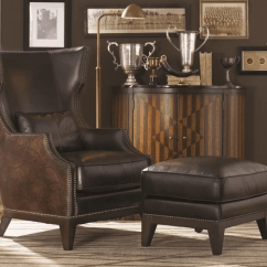Brown Accent Chairs Executive Office Chair 100 Fabulous With An Ottoman For 2019 Gorgeous Large Leather Wingback