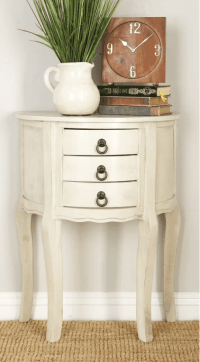 17 Lovely Small Accent Table Picks for 2019
