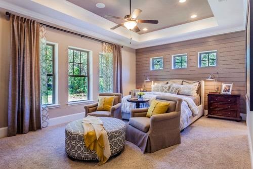 410 Mediumsized Master Bedroom Ideas for 2019