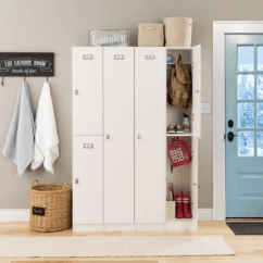 Custom Sofa Design Online Two Seater Bed Cover 29 Best Mudroom Locker Options By Type For Kids In 2019