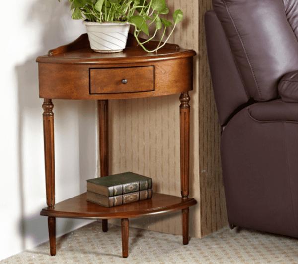 Small Corner Accent Tables