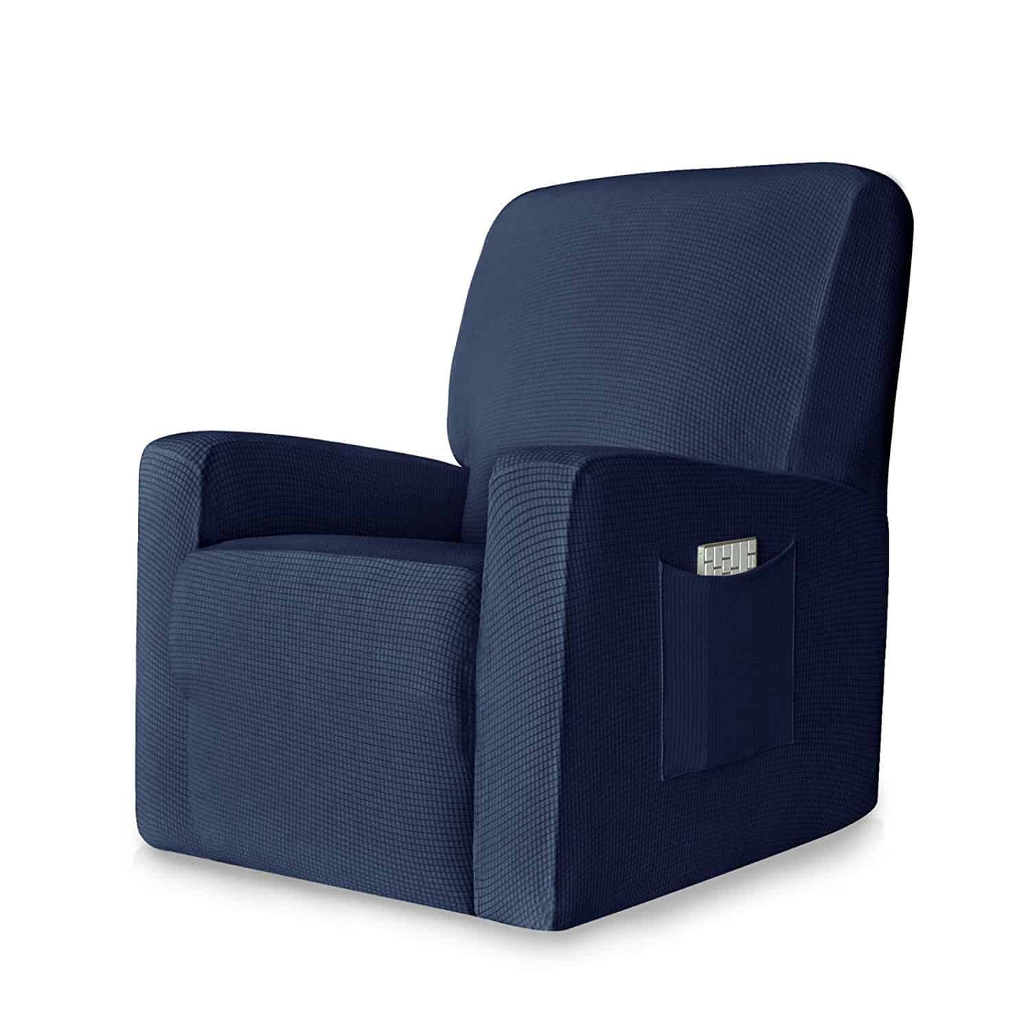 blue recliner chair covers blames high tray 19 large comfy chairs 2018