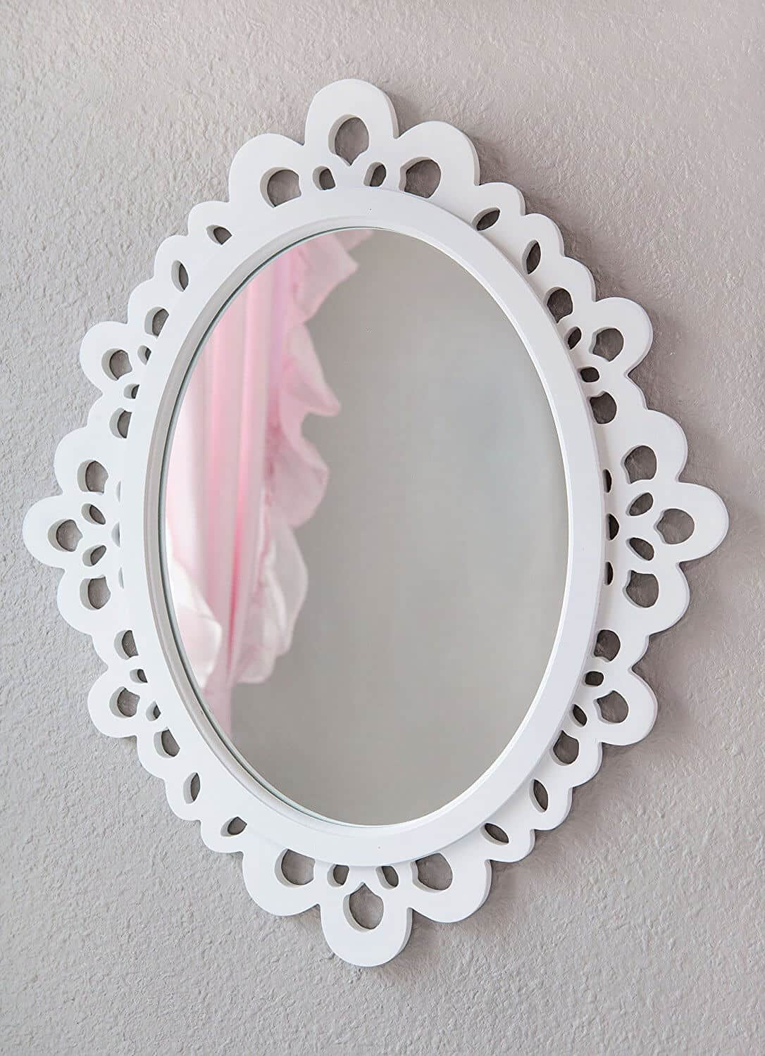 11 Great Small Mirrors for Your Home Round Oval and