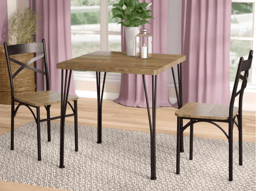 small kitchen table modern stools 10 nice sets under 200 2019 dining and chairs for two people