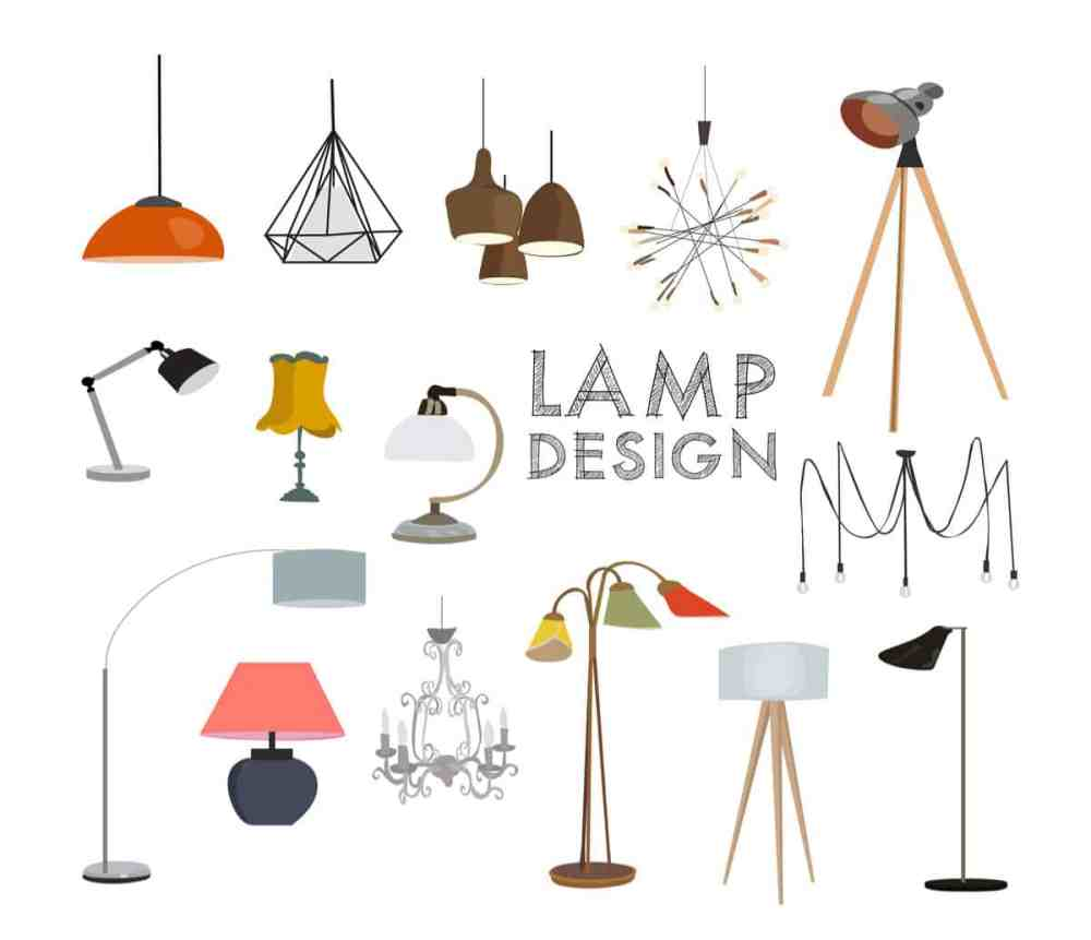 medium resolution of parts of a lamp table and floor lamp diagram table lamp wiring diagram okay