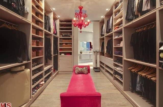 55 Fabulous Unisex WalkIn Closet Designs