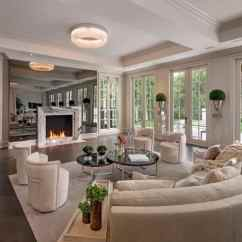 Living Room Desighn Decorate Black Leather Sectional 15 Luxury Designs Stunning Large Solarium Style From Famed Boxer Floyd Mayweather