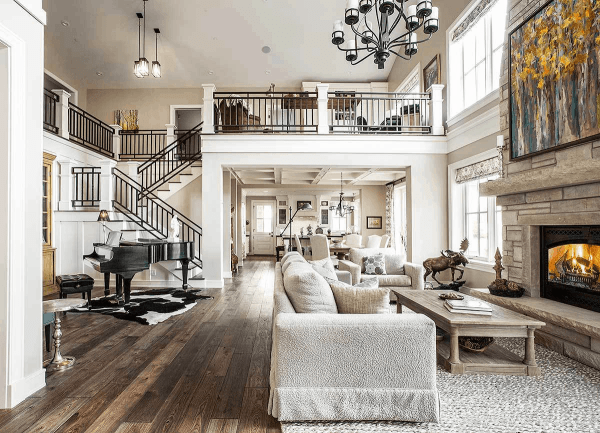 Luxury Living Room Design Stunning