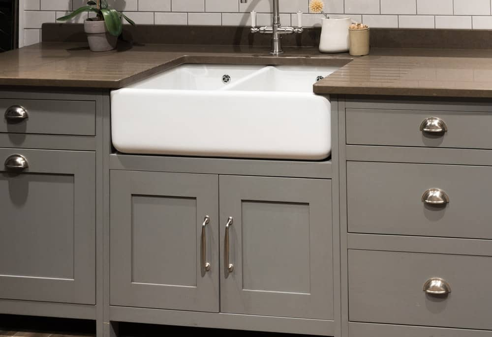 kitchen aid cabinets small tables the 35 parts of a sink (detailed diagram)