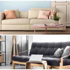 Best Sofa Bed For Living Room Curtains Jcpenney Vs Futon What S Comparison Of A And