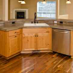 Two Tier Kitchen Island Pre Assembled Cabinets 2 Sciatic
