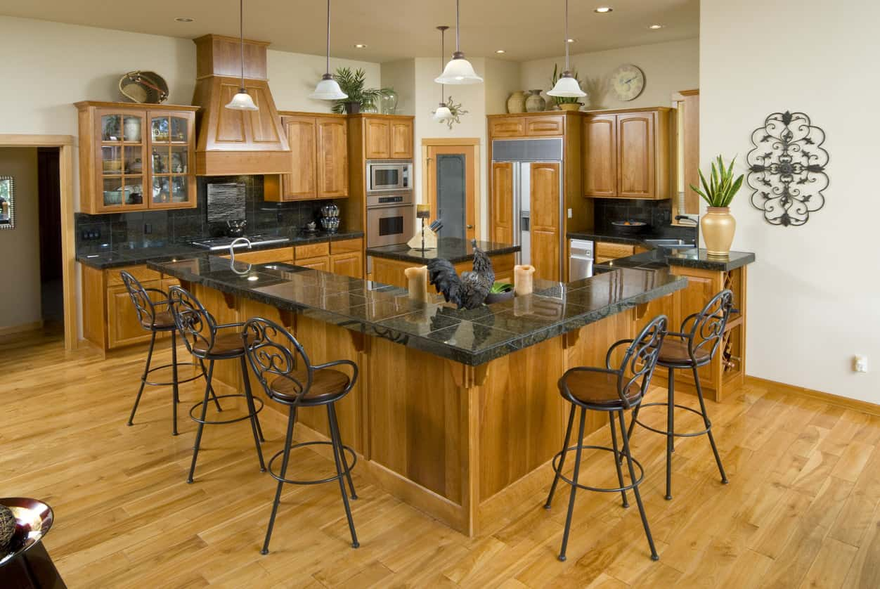 two tier kitchen island cabinets 30 kitchens with islands nice feature