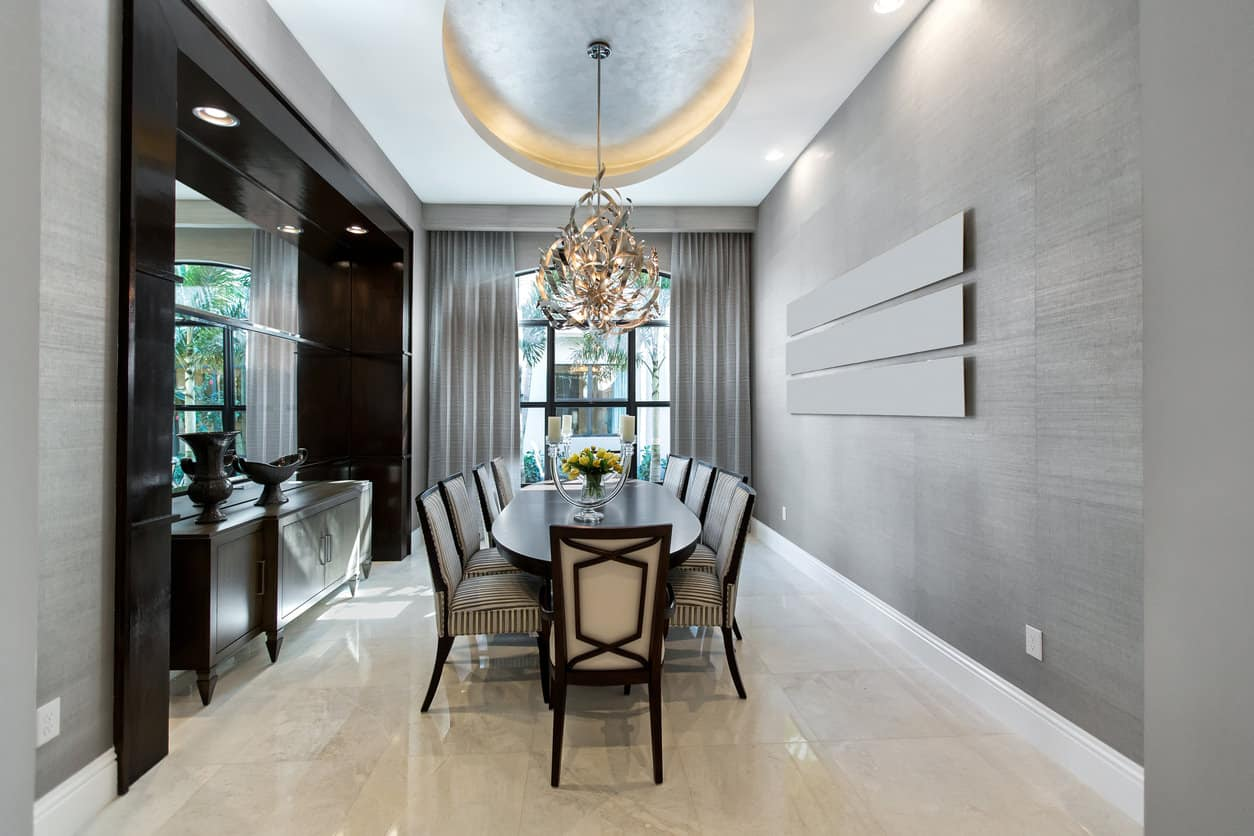 18 Different Types of Dining Room Styles