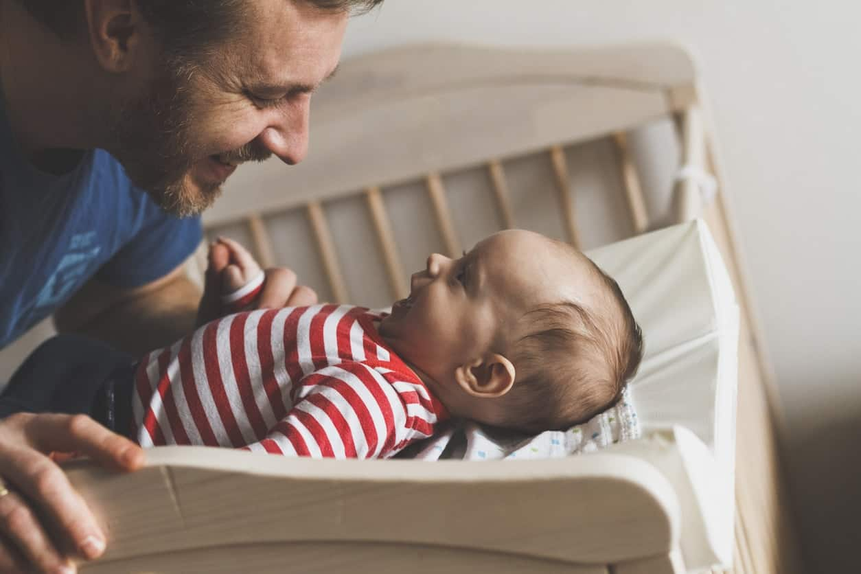 25 different types of baby changing tables