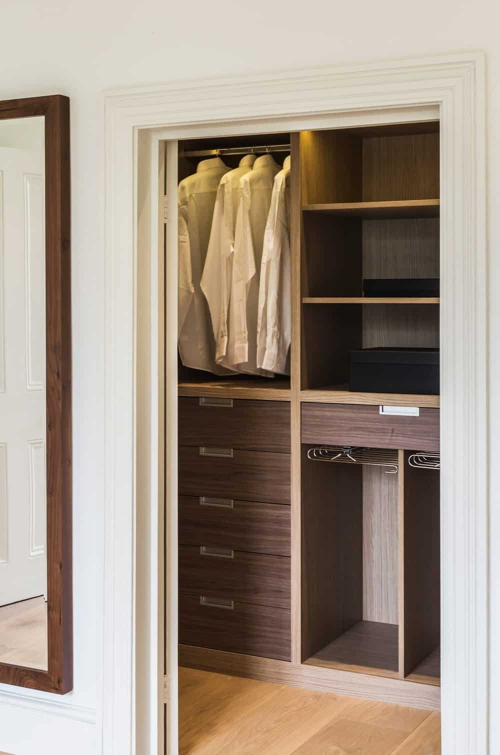 101 Luxury WalkIn Closet Designs 2019 Pictures