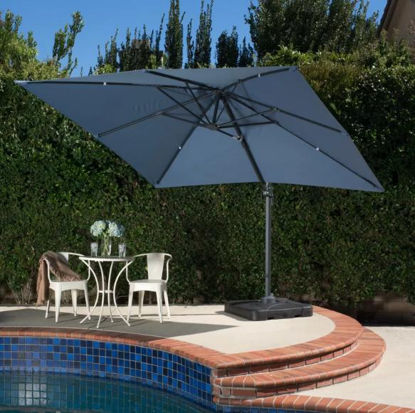 20 Different Types Of Patio Umbrellas And Shade