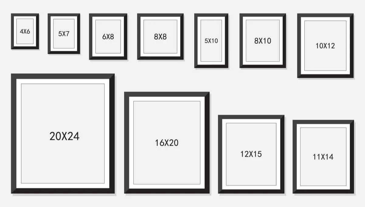 37 Different Types of Picture Frames