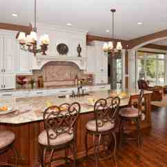 Large Kitchen Island Pictures For Walls 90 Different Ideas And Designs Photos This Is Clearly Not Your Typical Diy Instead It S A Luxury Custom Design