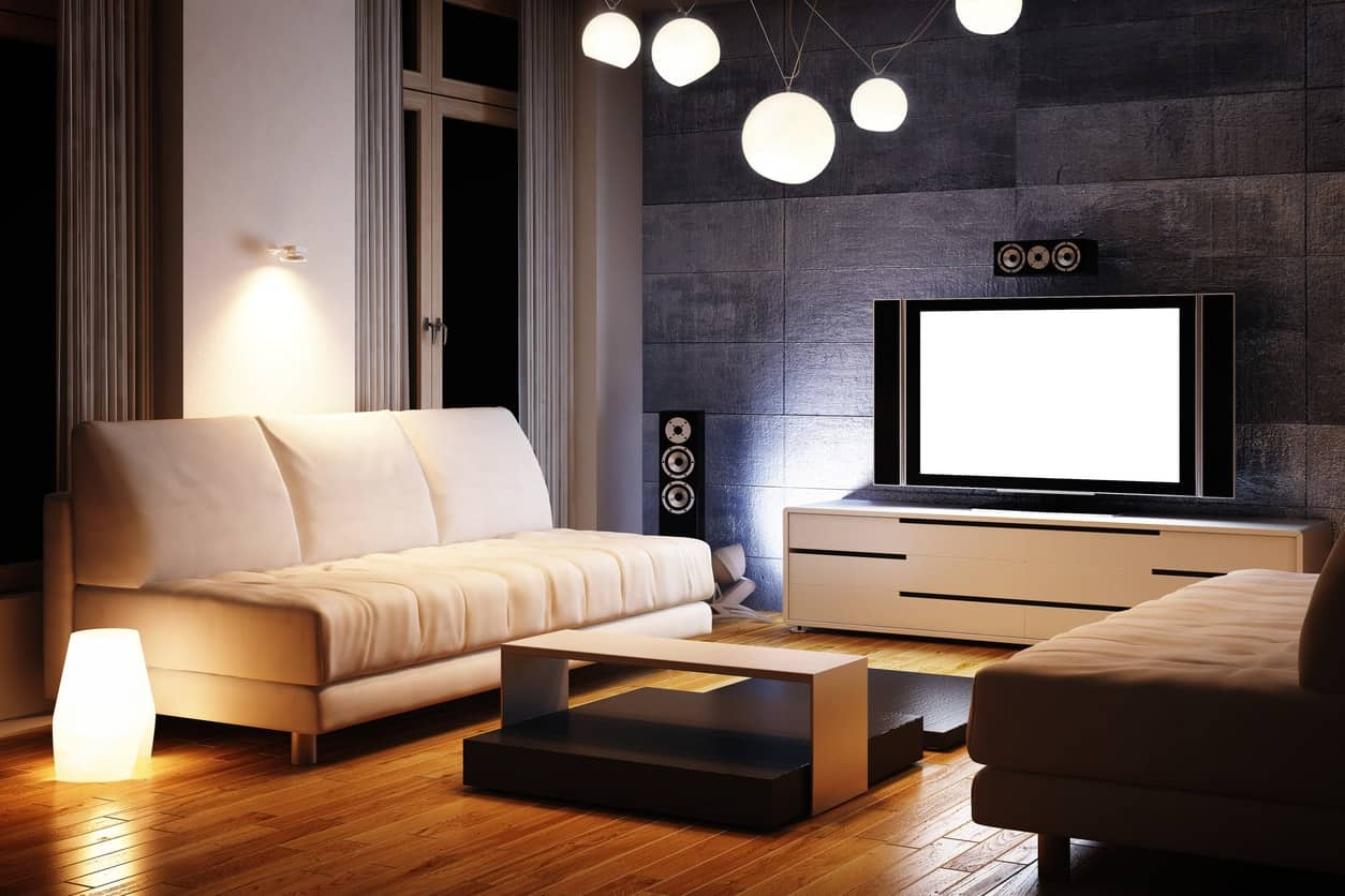 11 Different Types Of Living Room Lighting Ideas