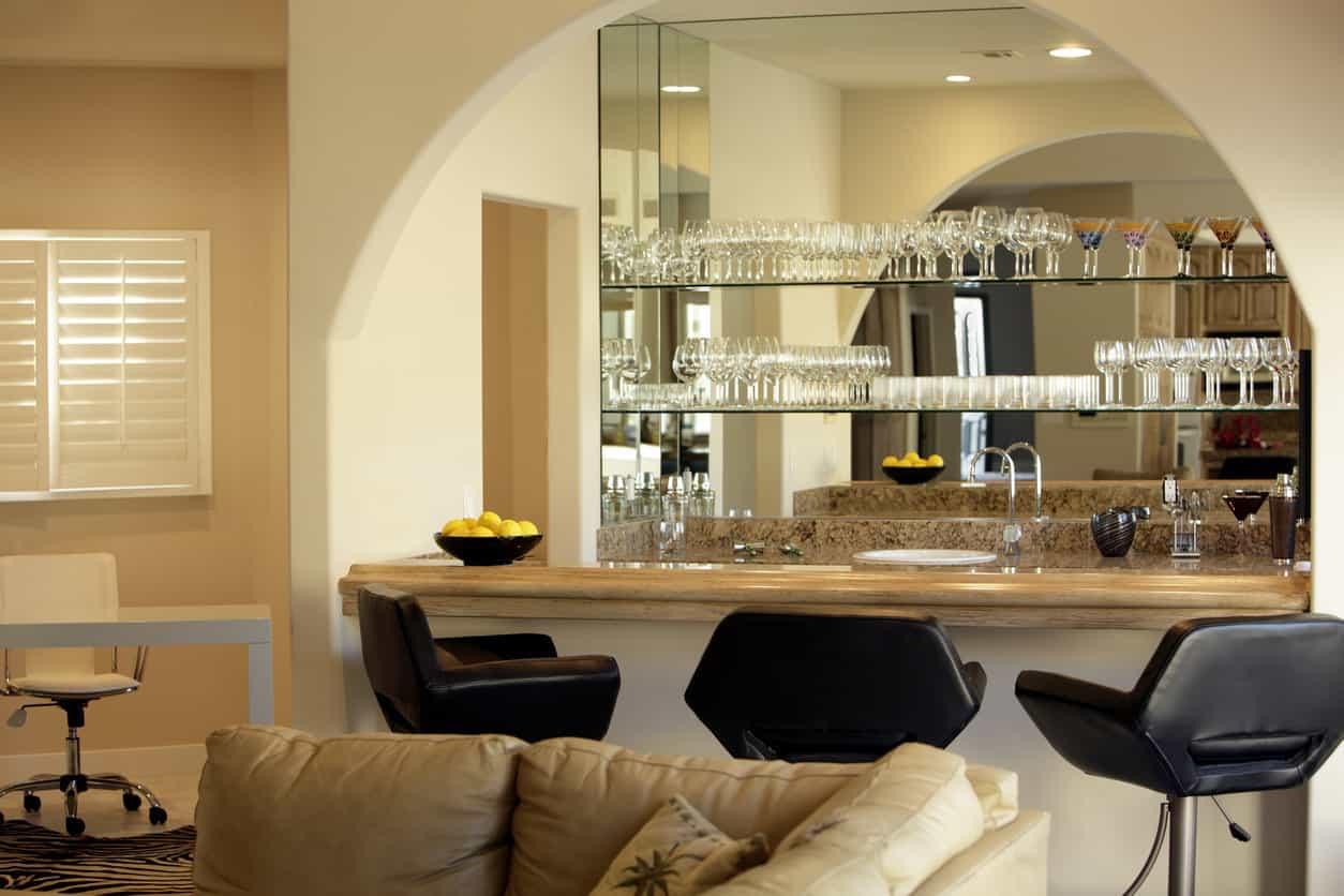 80 Incredible Home Bar Design Ideas Photos