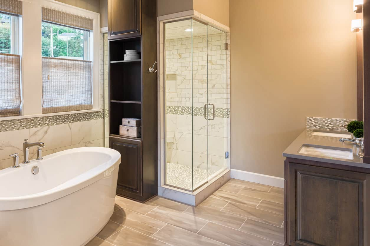 kitchen remodel cost bay area white wood cabinets 101 custom master bathroom design ideas (2019 photos)