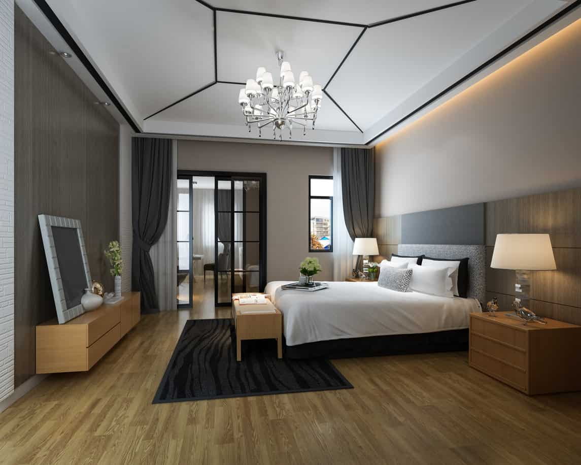 101 Custom Master Bedroom Design Ideas (2019)