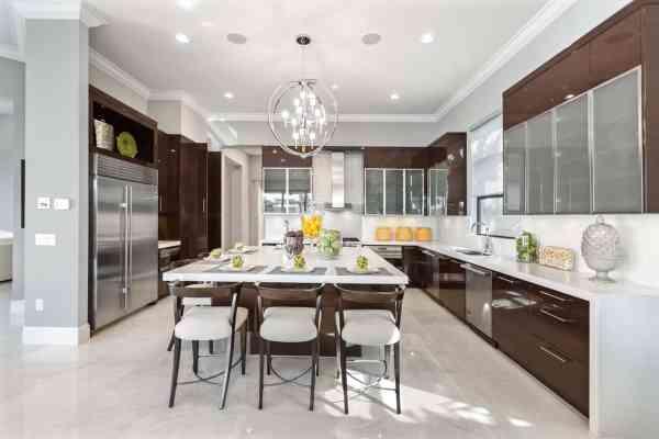 modern kitchen design 50 Modern Kitchen Design Ideas (2018 Photos)