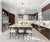 brown and white kitchen ideas