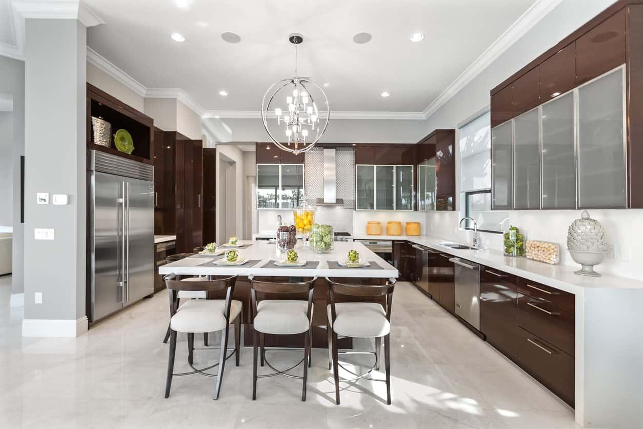 55 Modern Kitchen Design Ideas Photos