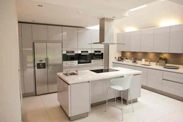 modern kitchen design 55 Modern Kitchen Design Ideas (Photos)