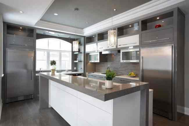 44 Modern Kitchen Design Ideas (Photos)