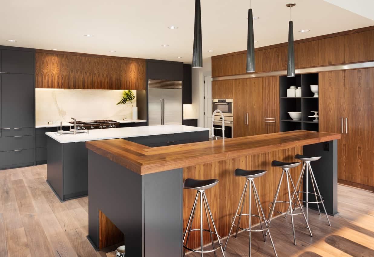 56 Modern Kitchen Design Ideas Photos