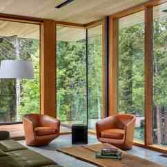 Modern Living Room Furniture 2018 Designing A Small With Fireplace 101 Beautiful Formal Design Ideas 2019 Images 11 01 At 9 56 25 Ampetaluma House By Trevor Mcivor Architect 8