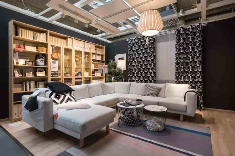 36 Ikea Living Room Ideas And Examples Photos