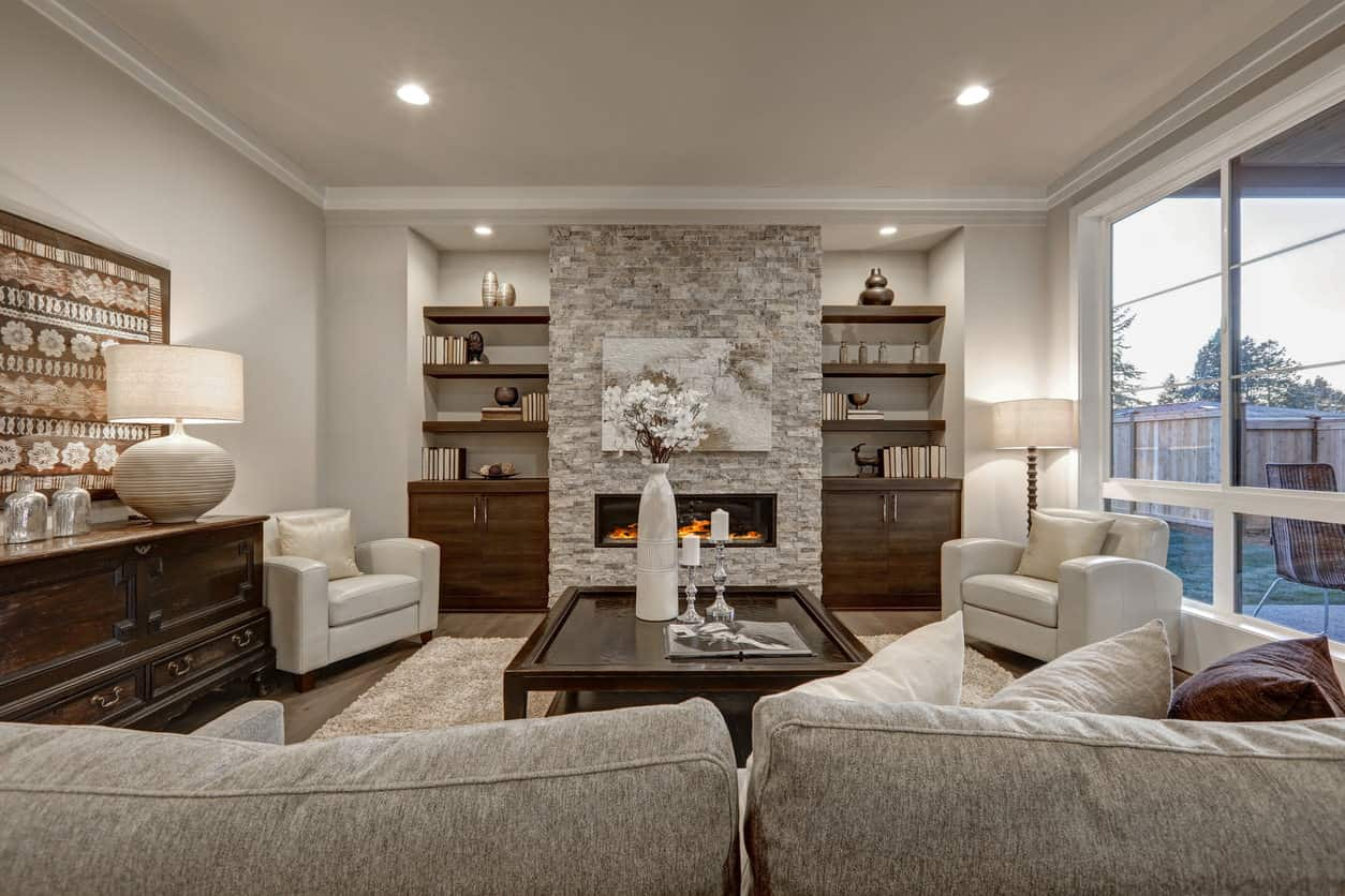 living room designs contemporary brown sofa design 50 ideas photos this proves that you can have a consistent color theme and not need any