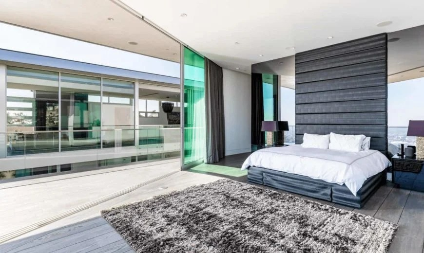 Wow 101 Sleek Modern Primary Bedroom Ideas Photos