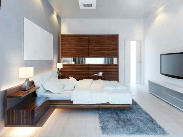 modern bedroom designs 2019 Wow! 101 Sleek Modern Master Bedroom Ideas (2019 Photos)