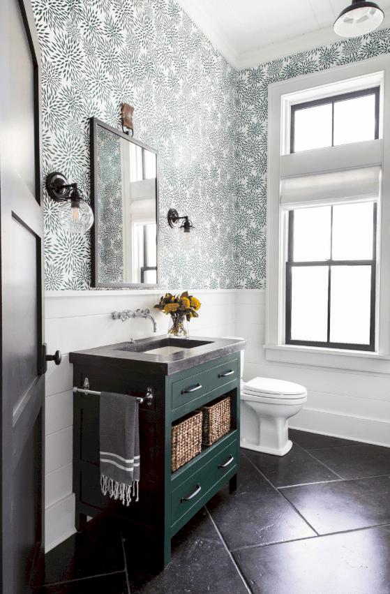 34 Powder Room Design Ideas Photos