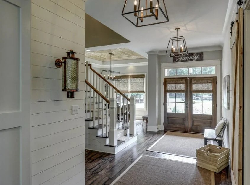 30 gray foyer ideas