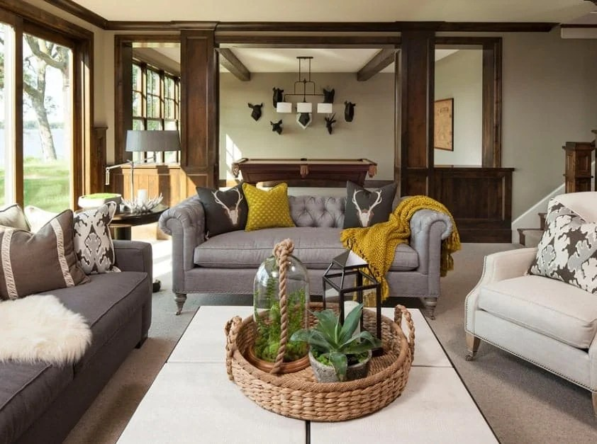 living room with carpet chocolate brown 50 rooms flooring photos such unique textured walls and bright sofas cushions you wouldn t want to make your more extra so simple cream colored carpeting will