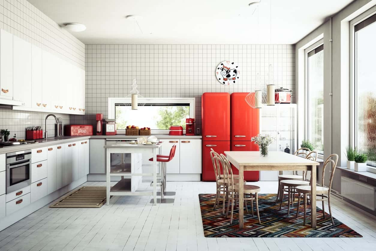 You can design any room in … 101 Scandinavian Kitchen Ideas (Photos)