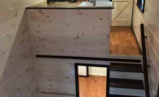 17 Tiny House Bedroom Loft Ideas Photos