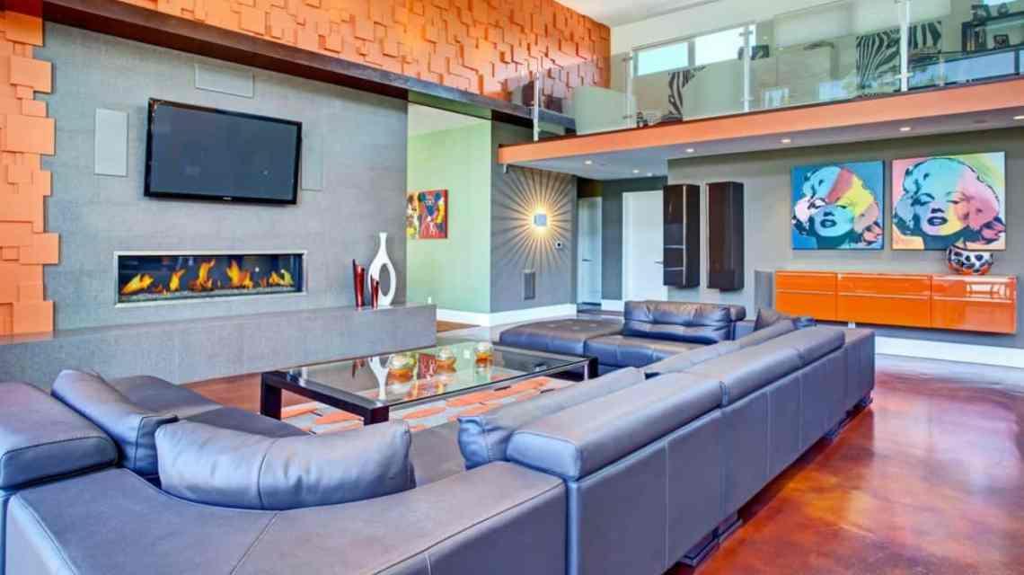 40 Orange Living Room Ideas Photos Home Stratosphere