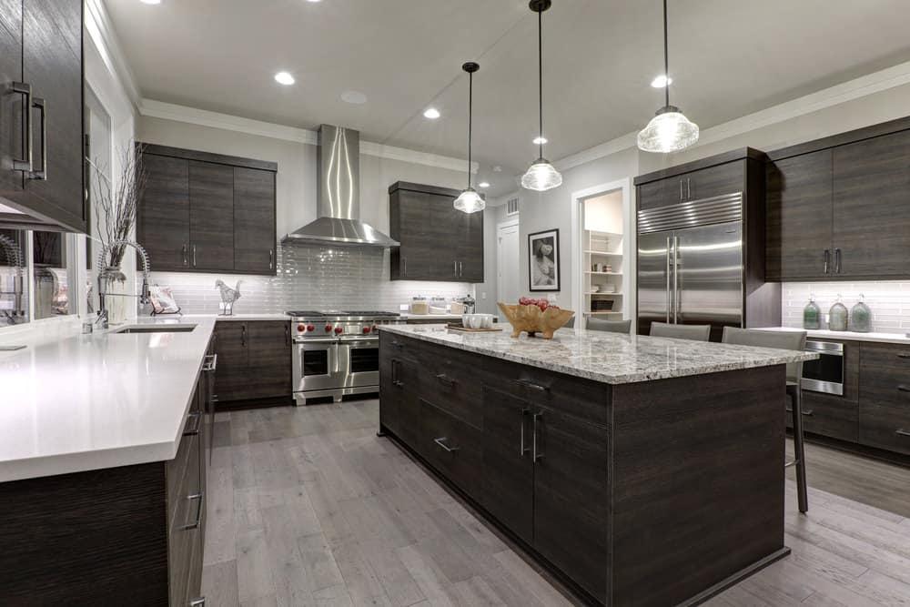 101 Large Kitchen Ideas Photos