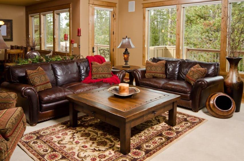 101 southwestern living room ideas photos