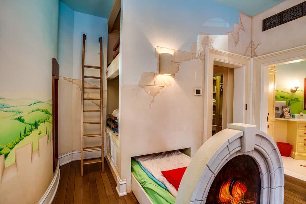 56 Fun Kids Bedroom Ideas Photos